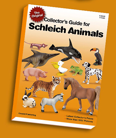 Info on the schleich collectors guide CAT-2