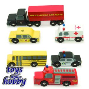 tv268 - New York Car Set