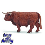 13658 - Scottish Highland Bull