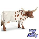 13685 - Texas Longhorn cow