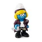 Pirate Smurfette - ORDER NOW