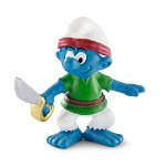 Pirate Smurf - ORDER NOW