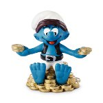 Treasure Smurf - ORDER NOW