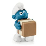 Logistics Smurf - ORDER NOW