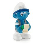 Accountant Smurf - ORDER NOW