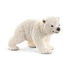 14708 - Polar bear cub, walking