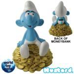 smurfmoneybank - SMURF MONEY BANK by MUSTARD