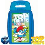 trumps-smurfs - SMURF TOP TRUMPS PACK