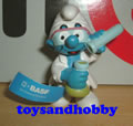 BASF04 - BASF CHEMIST 2007 PROMO SMURF (LIGHT BLUE TAG)