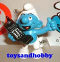 20438 - Mobile phone Smurf