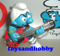 20449 - Lead Guitar Smurf