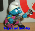 20449SP - Lead Guitar Smurf, special painting