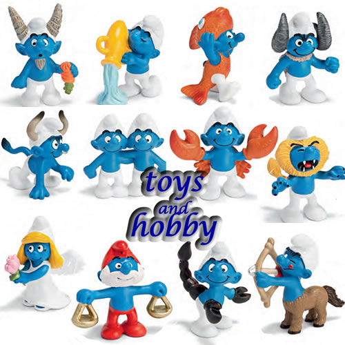 2010 zodiac smurfs click for more information