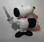 22268 - Fencer Snoopy